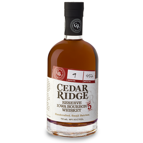 Reserve Bourbon Whiskey